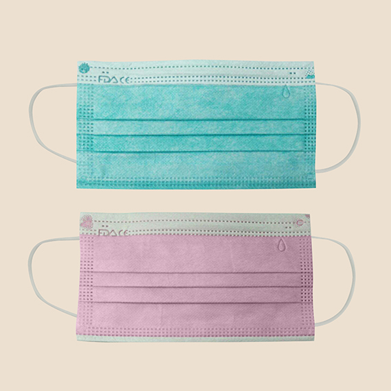 Uniform Supplier Philippines, Colored 3-Ply Surgical Mask