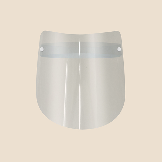 Acetate Face Shield Disposable Swing Up