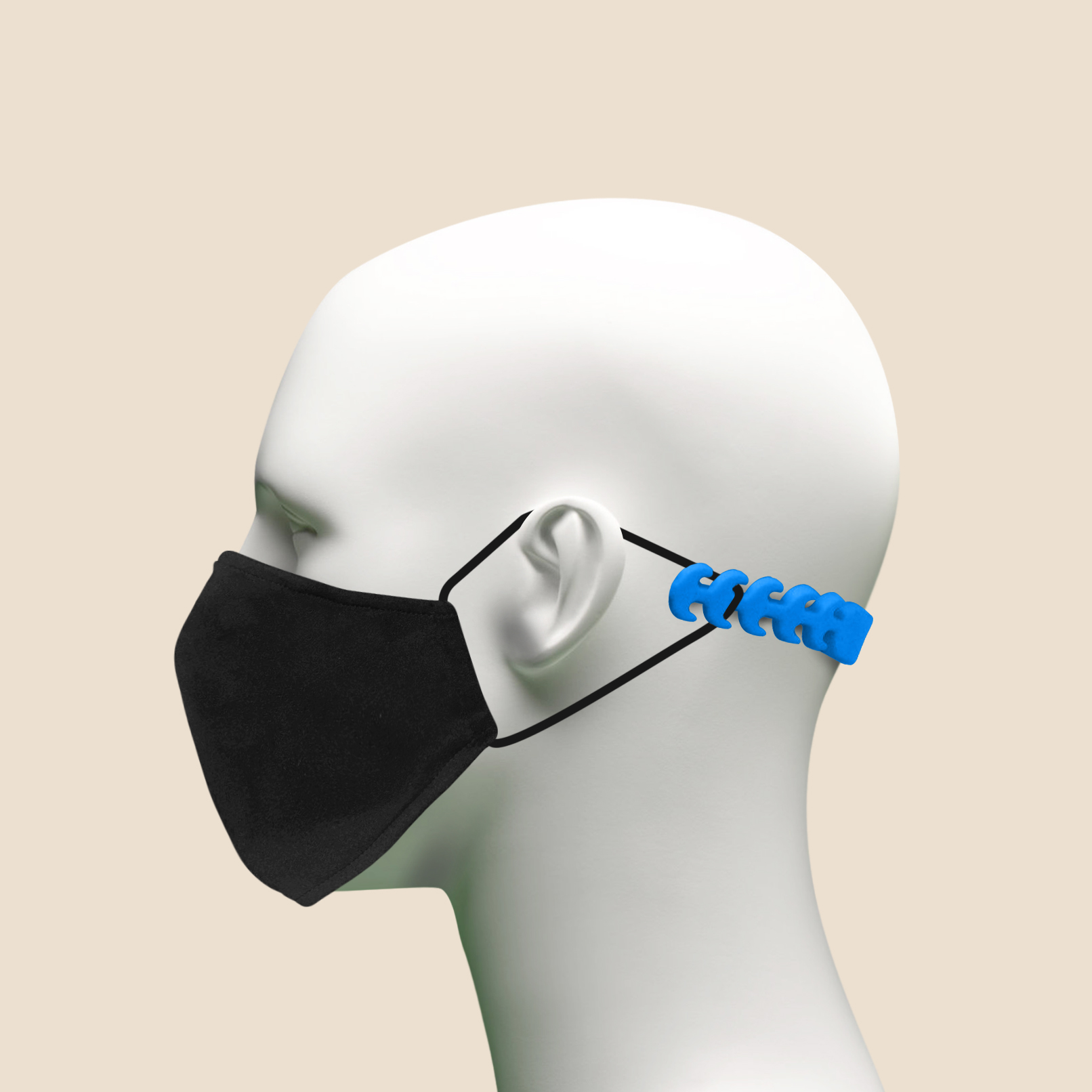 Silicone Face Mask Strap