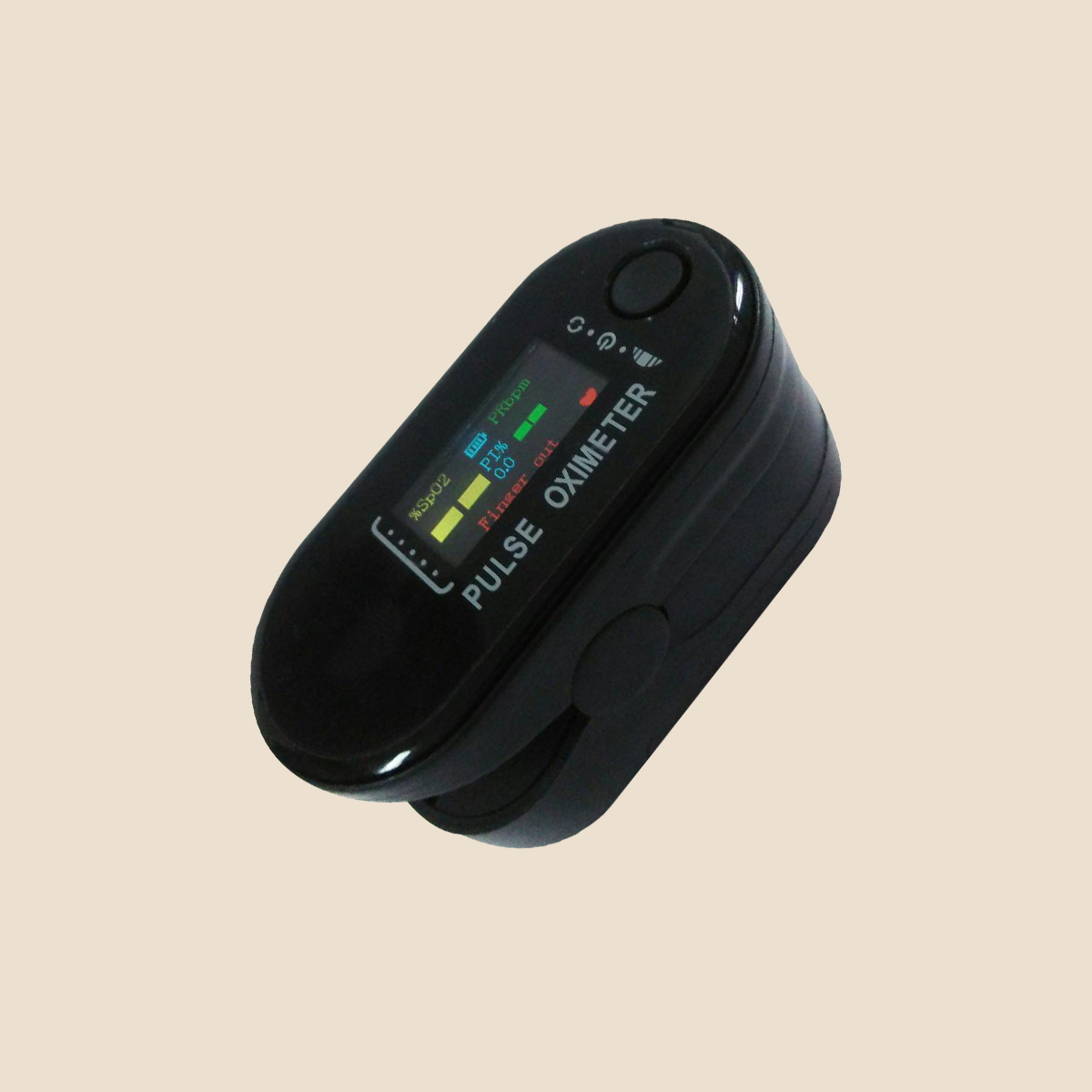 PPE Products , Fingertip pulse oximeter