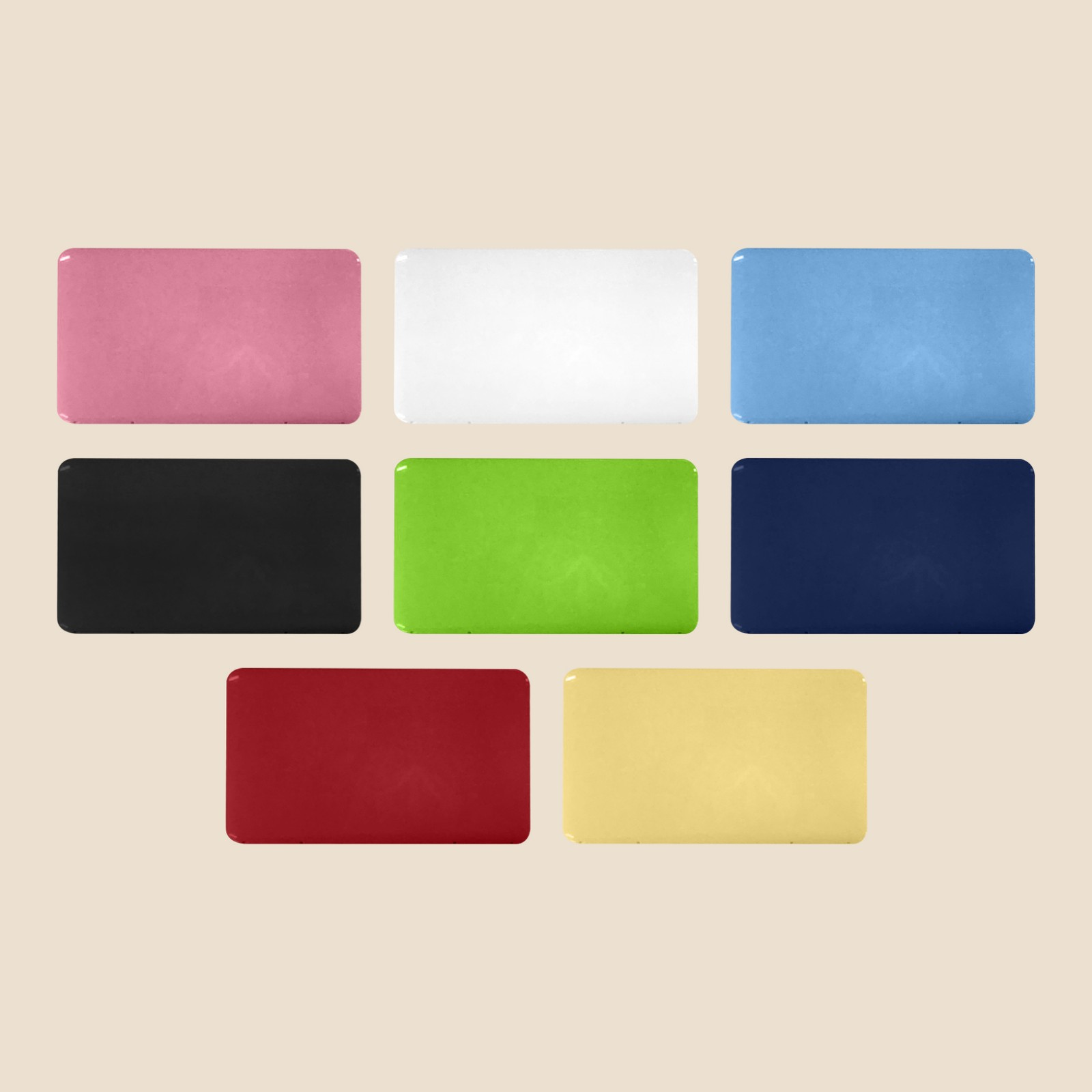Surgical Mask Storage Case with different colors